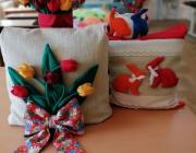 Подушки декоративные «Пасхальные подарки»