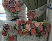 Подушки декоративные «Полянка»